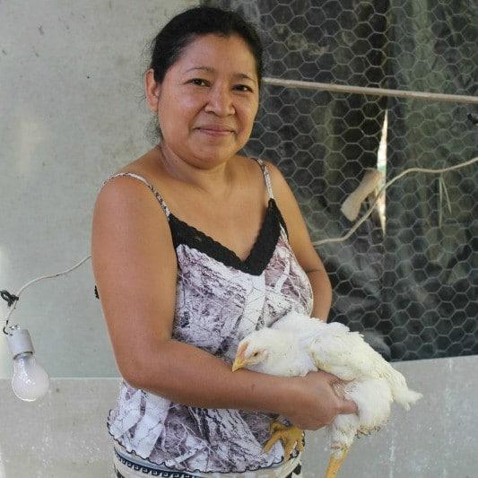 ¡Conoce la nueva granja de Roxana! 10