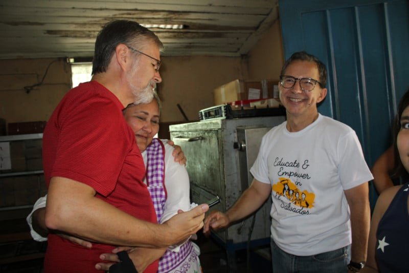 Geoffrey's reflection about his visit to El Salvador 12