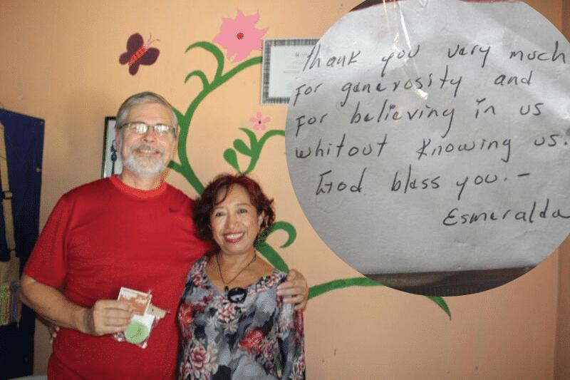 Reflexión de Geoffrey acerca de su visita a El Salvador 1