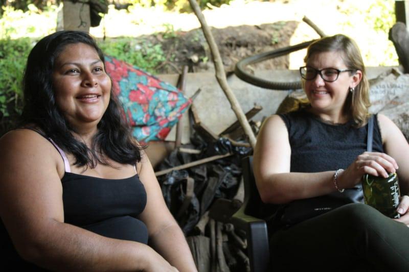 PV board in El Salvador: Jenn's reflection 13