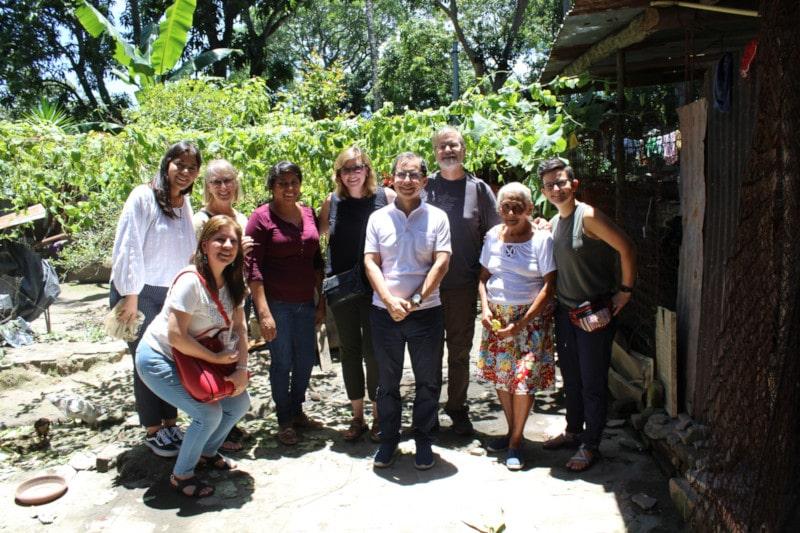 Visita de la Junta a El Salvador: La experiencia de Jenn 2