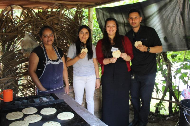PV board in El Salvador: Elizabeth's reflection 1
